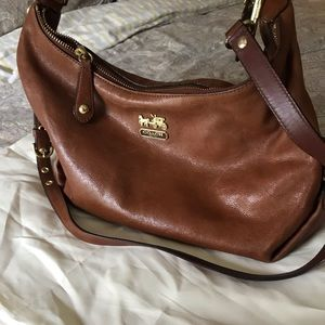 Coach shoulder/crossbody bag